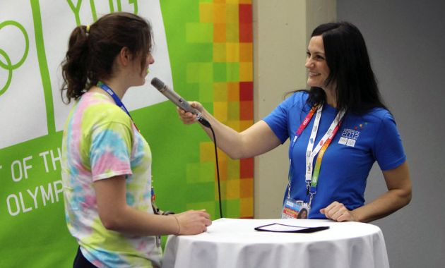 Youth Olympic Games Young Reporters
