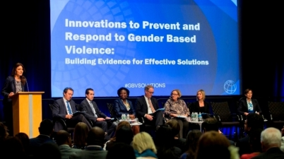 Call for Proposals for Innovations in Preventing Gender-Based Violence