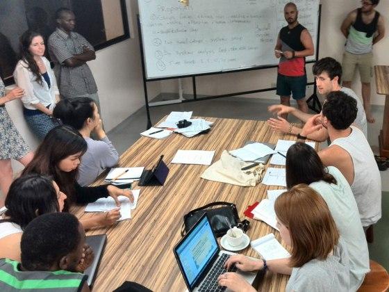 Global Sustainability Fellows Program
