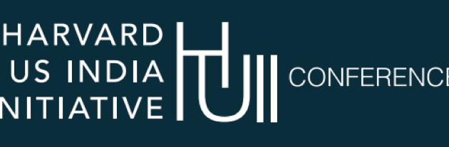 Harvard College US-India Initiative (HUII) Conference