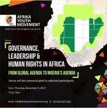 AYM National Youth Forum - Nigeria