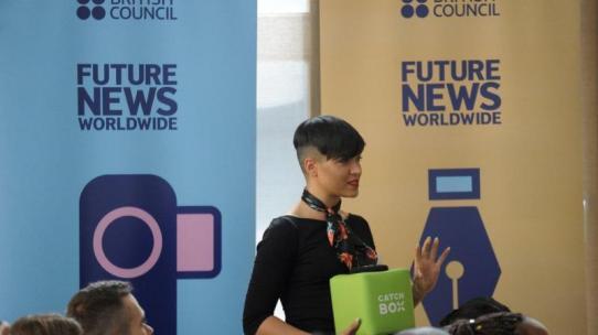 British Council Future News Worldwide