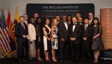 McCain Institute Next Generation Leaders