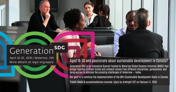Generation SDG Summit Canada