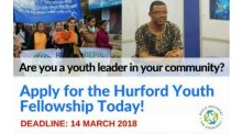 Hurford Youth Fellowship Program