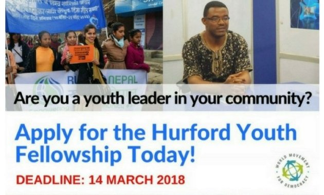 Hurford Youth Fellowship Program