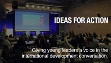 IMF/World Bank and Zicklin Center for Business Ethics Research at the Wharton School Ideas For Action