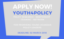 Konrad-Adenauer-Stiftung Youth4Policy Programme