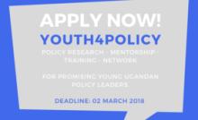 Konrad-Adenauer-Stiftung Youth4Policy Programme