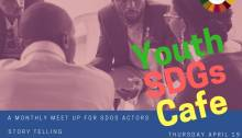 Youth SDGs Cafe April