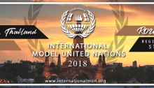 2018 International Model United Nations, Thailand