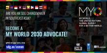 ASEAN MY World Advocacy Programme