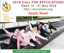 9th Batch African Union Youth Volunteer Corps