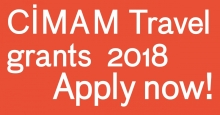 2018 CIMAM Travel Grant Applications