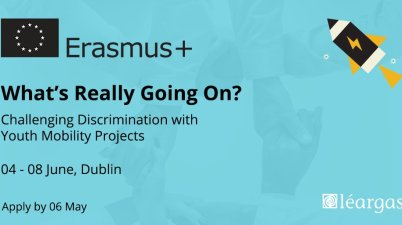 Challenging Discrimination With Youth Mobility Projects Training in Ireland