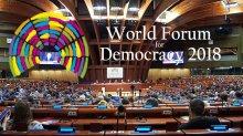 World Forum for Democracy 2018
