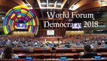 World Forum for Democracy 2018