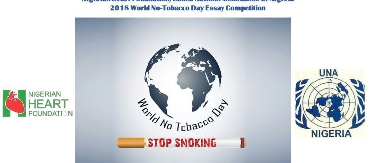essay world no tobacco day The world no tobacco day is meant to encourage a 24-hour period of abstinence from all forms of tobacco consumption across the globe this is intended to draw global attention to the.