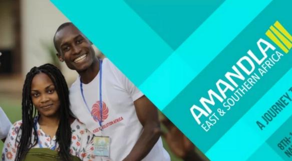 Peace Revolution Amandla East and Southern Africa Fellowship 2018