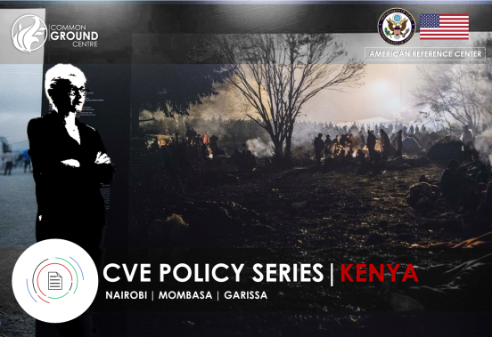 Common Ground Center CVE Policy Series
