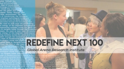 ReDefine Next 100 Youth Program 2018 (Fully Funded)