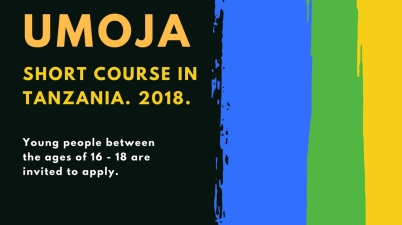 2018 Umoja Short Course on Conflict in Africa