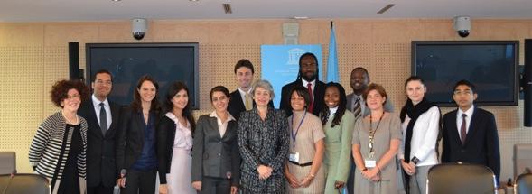 UNESCO Young Professionals Programme
