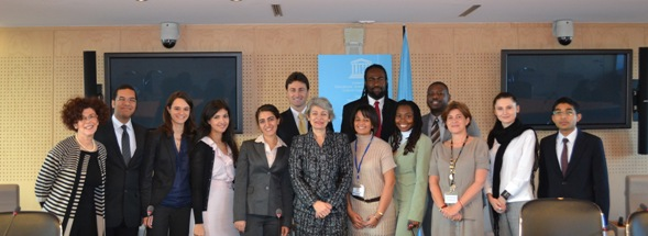 UNESCO Young Professionals Programme