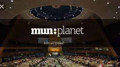Model United Nations (MUN) Planet