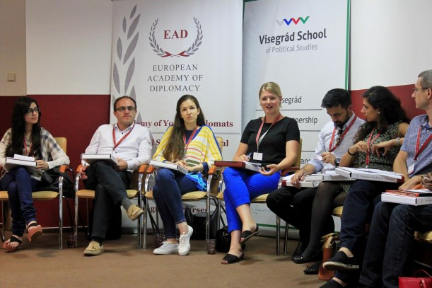 European Academy of Diplomacy and Visegrad School Transatlantic-Russia Civic Workshop