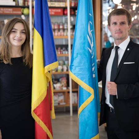 Romania Youth Delegate to the United Nations