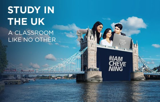 Chevening Scholarships To Study in the UK