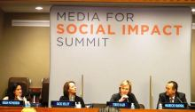 Media for Social Impact Summit