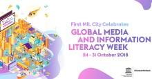 UNESCO Global Media and Information Literacy Week 2018