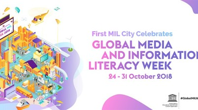 UNESCO Global Media and Information Literacy Week 2018