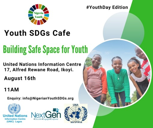 Nigeria Youth SDGs Cafe (August)