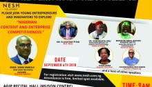 Third Nigeria and Entrepreneurship: Summit & Honors (NESH)