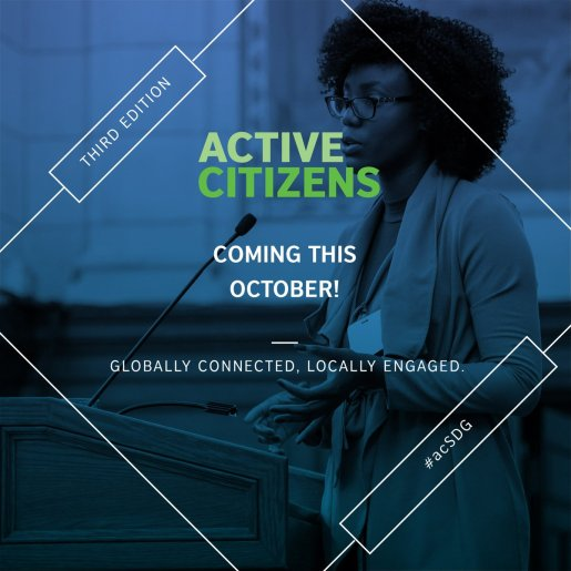 British Council and United Nations Association of Canada Active Citizens Workshop 2018