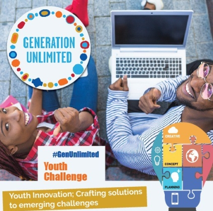 UNICEF Kenya and Rotary #GenUnlimited Youth Challenge