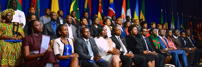 Young Africa Leadership Initiative Mandela Washington Fellowship