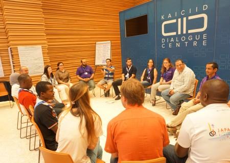 King Abdullah bin Abdulaziz International Centre for Interreligious and Intercultural Dialogue (KAICIID) Heroes of Dialogue