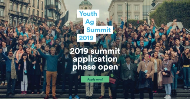 2019 Youth Ag Summit (Fully Funded to Brazil) | Diplomacy