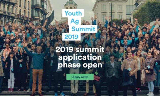 2019 Youth Ag Summit Brazil
