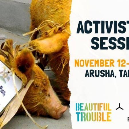 Beautiful Trouble Activist Jam Session