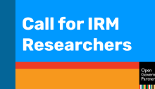 Open Government Partnership Call for IRM Local and National Researchers