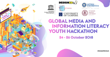 UNESCO Supported Global Media and Information Literacy Youth Hackathon