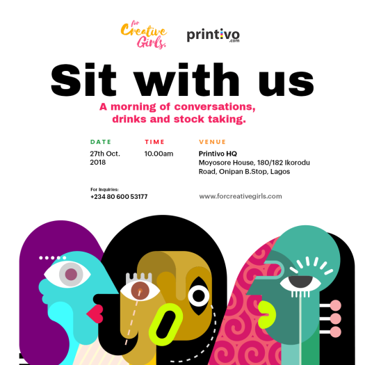 Sit With Us Female Creatives Meetup