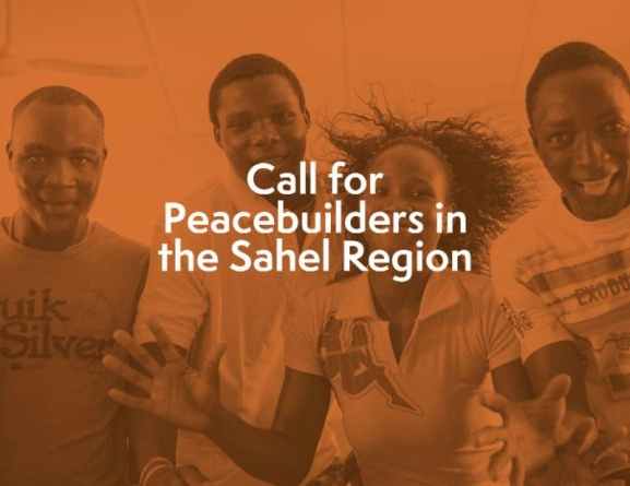 UN MGCY Call for Peacebuilders in the Sahel Region