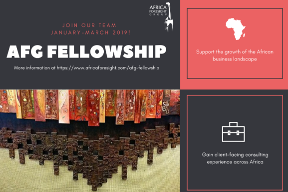 Africa Foresight Group Fellowship
