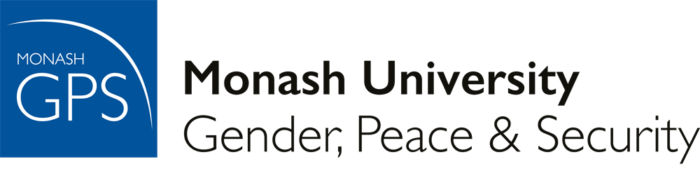 Monash University Gender, Peace and Security